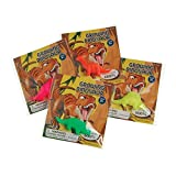 US Toy, Lot of 12 Assorted Water Growing Dinosaurs