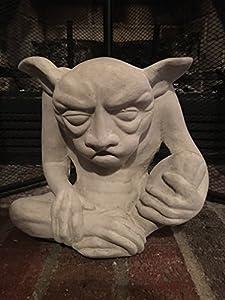 Emmett Gargoyle Concrete Halloween Statue