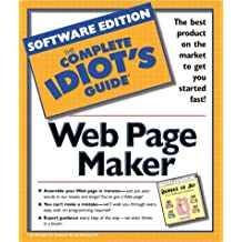 The Complete Idiot's Guide to Web Page Maker