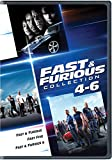 Fast & Furious Collection: 4-6 (Fast & Furious (2009) / Fast Five / Fast & Furious 6)