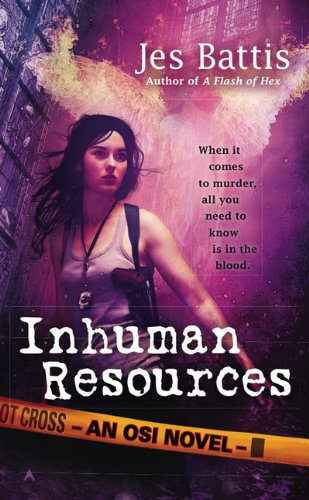 book cover of Inhuman Resources