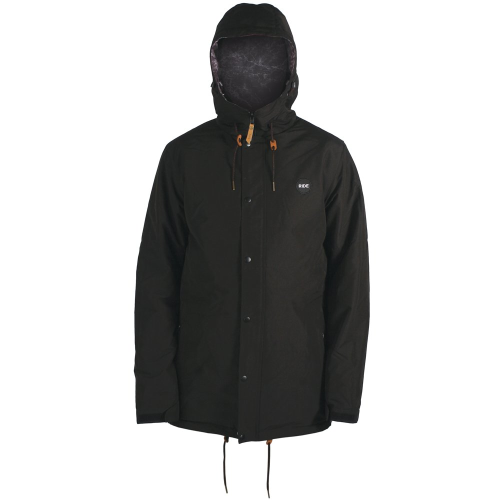 Amazon.com : Ride Snowboard Outerwear Hawthorne Jacket - reversible : Sports & Outdoors