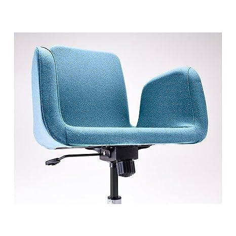 Fine Ikea Patrik Swivel Chair Ullevi Blue Amazon Co Uk Inzonedesignstudio Interior Chair Design Inzonedesignstudiocom