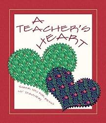 A Teacher's Heart: Thank You for Being My Teacher