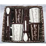Home Essentials Home Essentials Stone Coffee Mugs And Spoons,