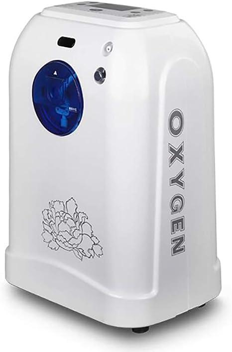 ZBYL Portátil Generador De Concentrador De Oxígeno Purificador De ...