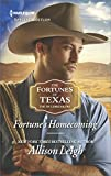 img - for Fortune's Homecoming (The Fortunes of Texas: The Rulebreakers) book / textbook / text book