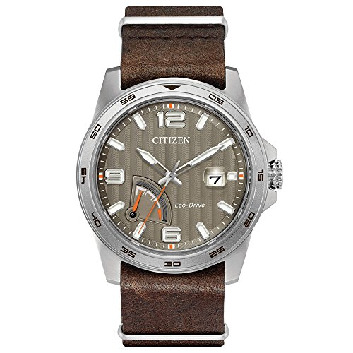 Citizen Eco Drive Reserve Leather AW7039 01H