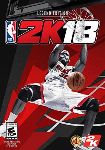 NBA 2K18 Legend Edition [Online Game Code] by 2K
