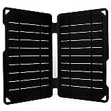 Renogy E.FLEX 10W Ultra Thin Portable Monocrystalline Solar Panel Charger with USB Port