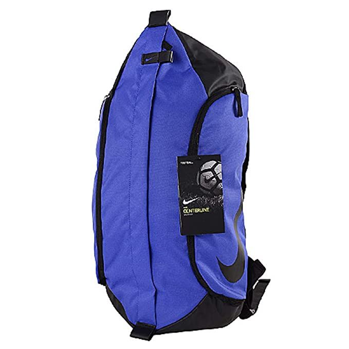 eeb4d2279de12 Amazon.com: Nike Centerline Soccer Backpack Royal Blue BA5316-452 ...