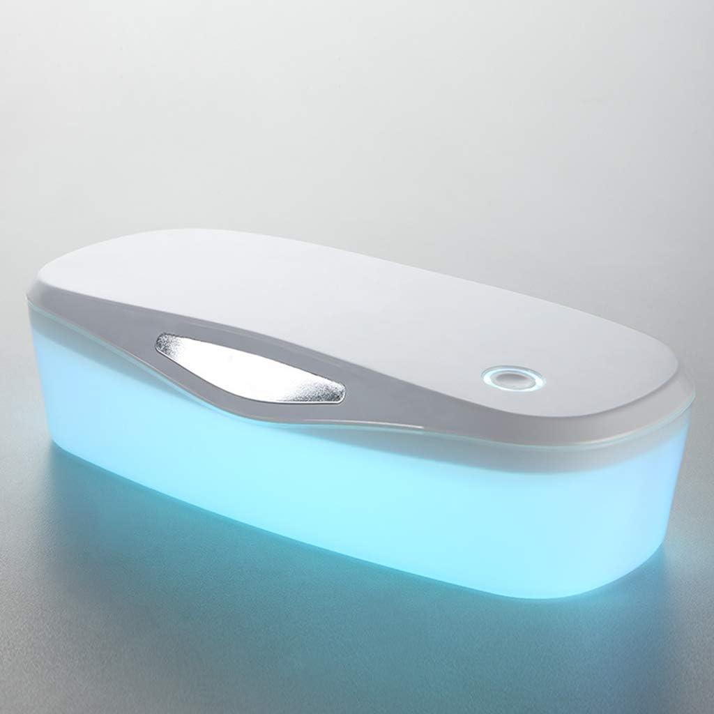 GHBOTTOM UV Sterilizer Box LED Disinfection Device Beauty Disinfector Box