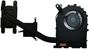 HK-PART Fan Replacement for Dell Inspiron 7460 14-7460 CPU Cooling Fan with Heatsink DP/N 02X1VP