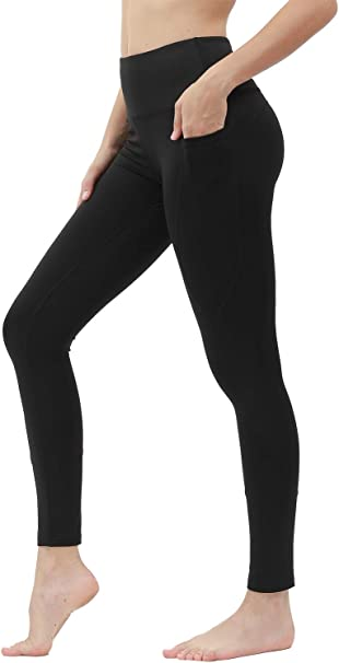 Yoga Pants with Pockets for Women High Waisted Workout Leggings