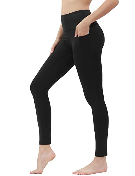 on wholesale up-to-date styling buy real Workout Leggings for Women High Waist Yoga Pants Gym Running Tights with  Pockets
