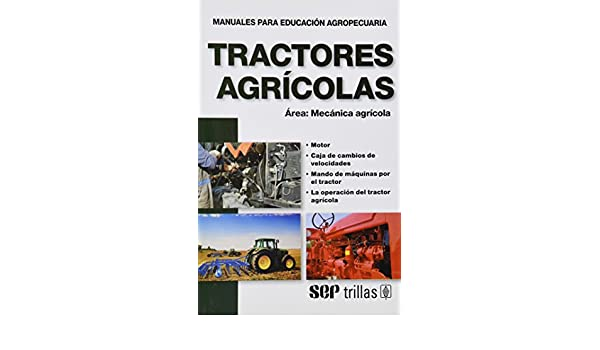 Tractores Agricolas (Spanish Edition): F A. O.: 9789682411427: Amazon.com: Books