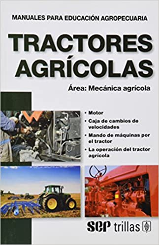 Tractores Agricolas (Spanish Edition) (Spanish) Paperback – July, 1991