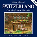 Karen Brown's Switzerland, Karen Brown, 0930328965