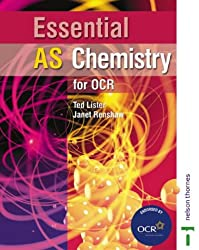 Essential AS Chemistry for OCR Student Book