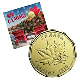 O' Canada Gift Set for 2018 by the Royal Canadian Mint – A specially struck $1 piece available only in this gift set