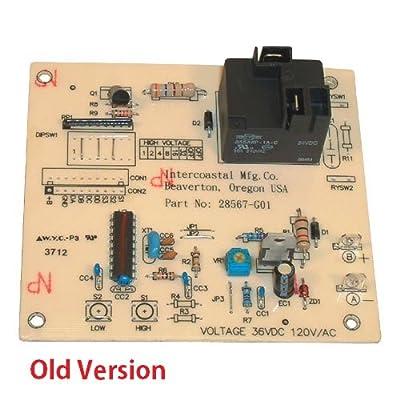EZGO 28668G01 Electronic Control Board