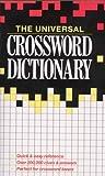 The Universal Crossword Dictionary