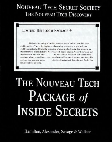 Tech Package (The Nouveau Tech Package of Inside Secrets)