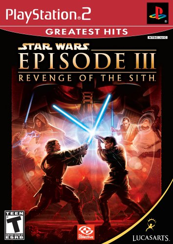 Star Wars Episode III Revenge of the Sith - PlayStation ()