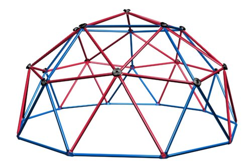 Cheap  Lifetime Geometric Dome Climber Play Center (Primary Colors)