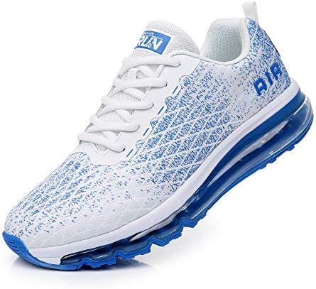 TORISKY Scarpe Uomo Donna Scarpe da Ginnastica Air Sneakers Running Sportive Casual Interior all'Aperto