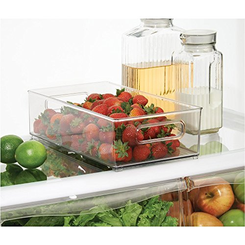Interdesign Refrigerator And Freezer Storage Organizer
