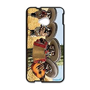 HDSAO Cartoon Oil Paintings Mariachi Owls Design Personalized Fashion High Quality Phone Case For HTC M7