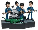 McFarlane Toys Rock 'n Roll Deluxe Action Figure Boxed Set Beatles Cartoon