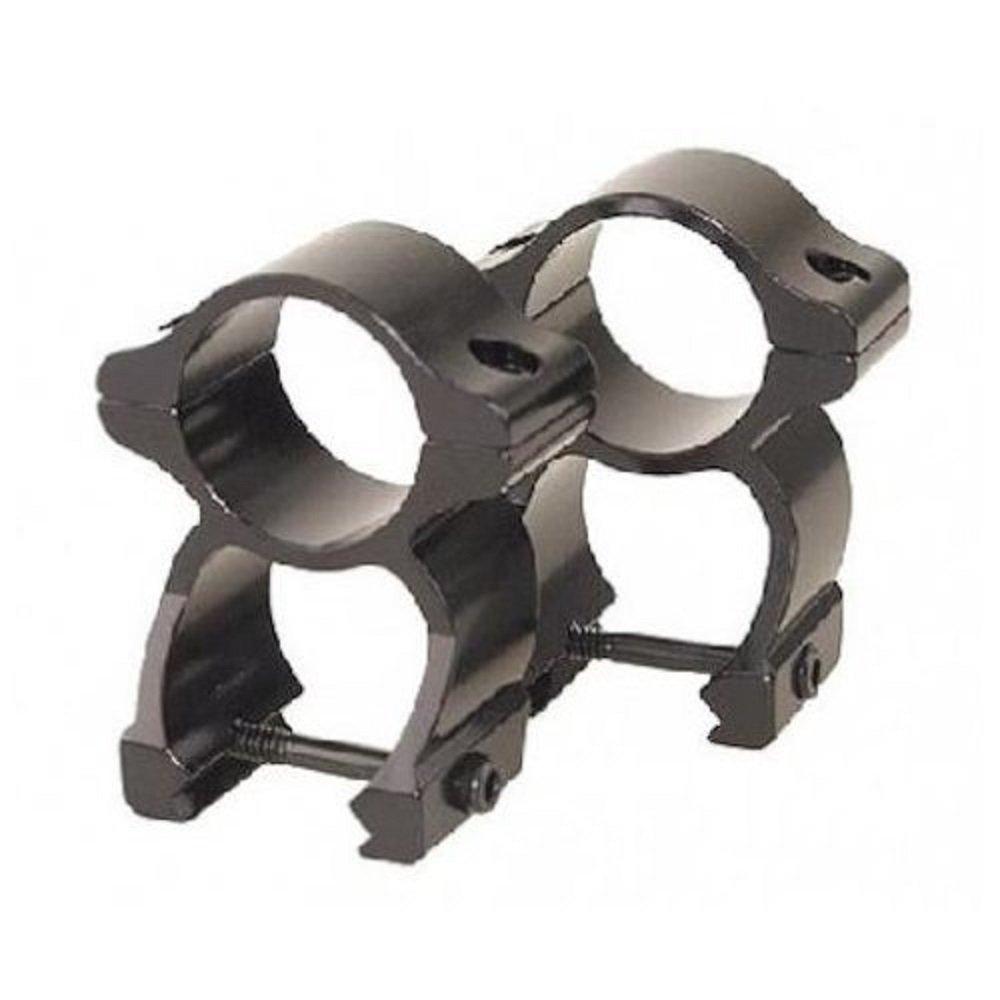 Leupold Rifleman Detachable See-Thru High Rings, Gloss