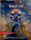 img - for D&D Waterdeep Dragon Heist HC (D&D Adventure) book / textbook / text book
