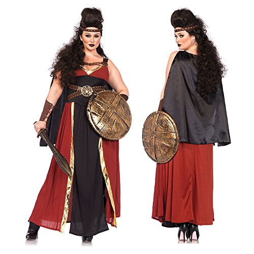 Leg Avenue Women's Plus Size Regal Warrior ()