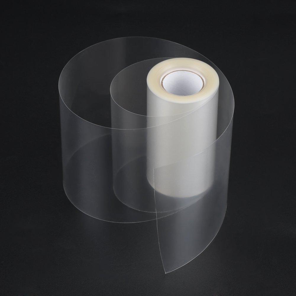 8cm*10m Aramox Rouleaux /à p/âtisserie pour Les g/âteaux Ruban dac/étate Ruban Transparent Feuilles D/écoration pour P/âtisserie 8//10 cm*10cm