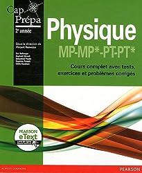 Physique MP-MP*, PT-PT* (Inclus etext)