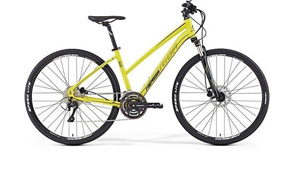 Merida Crossway 500 28 pulgadas Cross Bike Mujer Amarillo (2016 ...