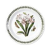 Portmeirion Botanic Garden Salad Plates, Set of 6 Assorted Motifs