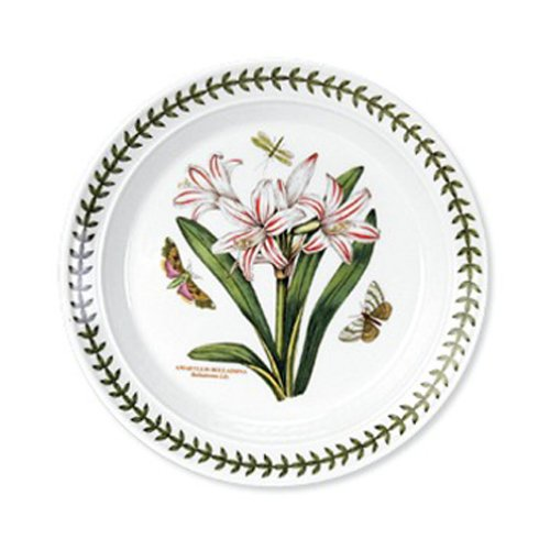 Portmeirion Botanic Garden Salad Plates, Set of 6 Assorted ()