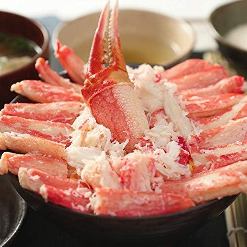 ますよね かにまぶし ズワイガニ丼 2食分 (食べ方三変化 ズワイカニ 蟹丼 ずわい蟹)