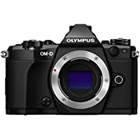 Olympus OM-D E-M5 Mark II Body Mirrorless Digital Camera [Black]International Version (No Warranty)