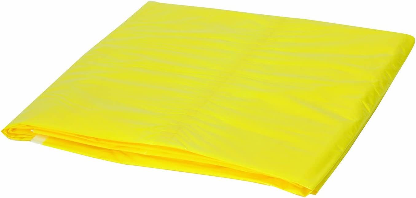 North by Honeywell 551003 Emergency Blanket Yellow, 54-Inch x 80-Inch - Workplace First Aid Kits -