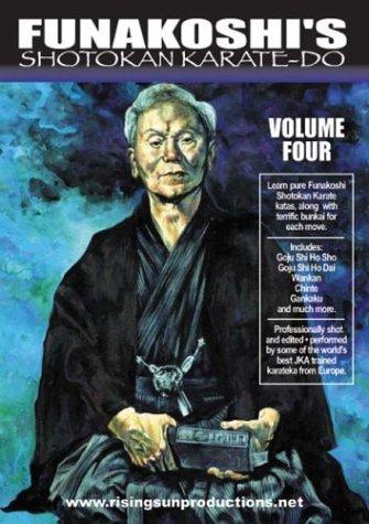 Funakoshi's Shotokan Karate Four -d