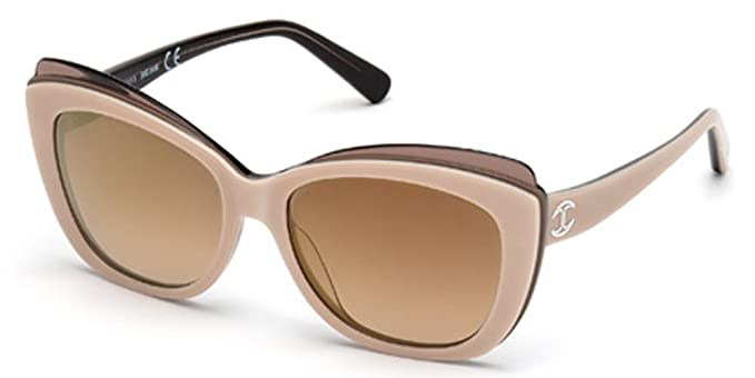 Amazon.com: just cavalli JC565S anteojos de sol just cavalli ...