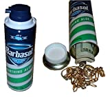Barbasol Aloe Shaving Cream Diversion Can Safe