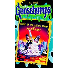 Goosebumps: Bride of the Living Dummy/An Old Story