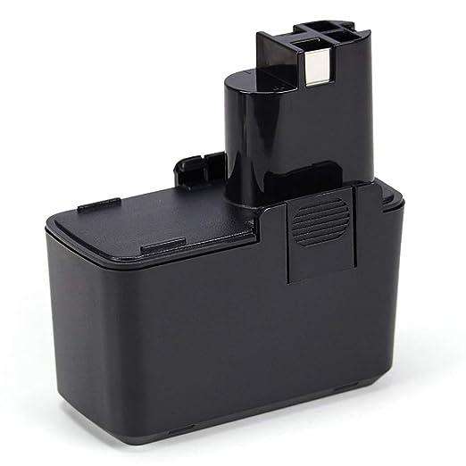 POWERGIANT 12V 3.0Ah Ni-Mh Batería para Bosch 2607335055 2607335151 2607335244 2610910405 2607335090 BAT011 PSR 12VES-2 GSR 12VES-2