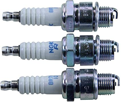 NGK BR7HS-10/1098 NGK - Bujías (3 Unidades): Amazon.es: Coche y moto